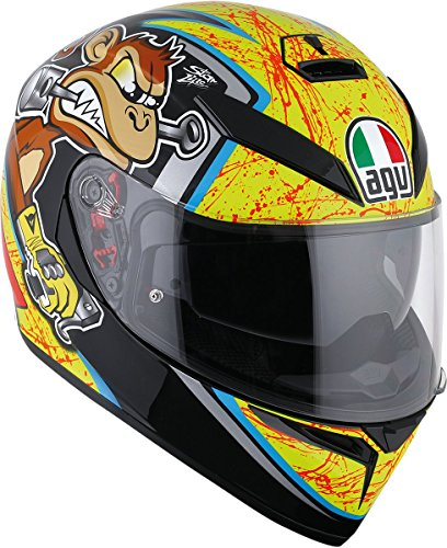 AGV K-3 SV - Casco integral unisex para adulto, Multicolor, X-large