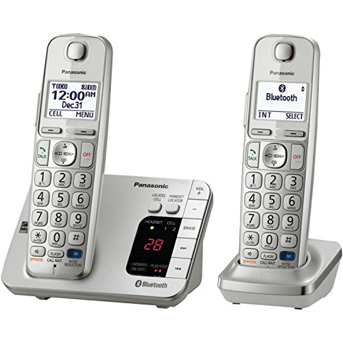 Panasonic KX TGE262S Link2Cell Bluetooth Refurbished