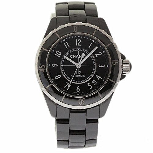 Chanel J12 swiss-automatic mens Watch H0685 (Certified Pre-owned)