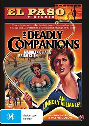 The Deadly Companions | Sam Peckinpah's | NON-USA Format | PAL | Region 4 Import - Australia