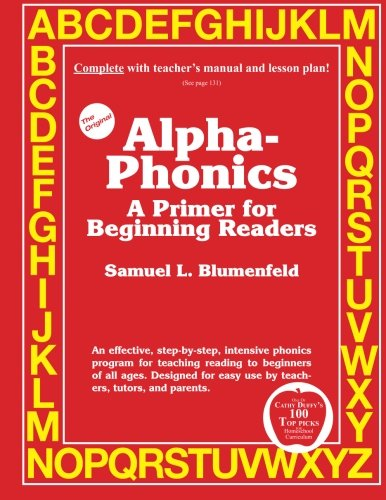 Workbook free phonics worksheets : Alpha-Phonics A Primer for Beginning Readers: Samuel L Blumenfeld ...