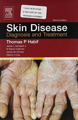 Skin Disease: Textbook & CD-ROM PDA Software: Diagnosis and Treatment