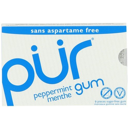 Pur Gum - PUR Gum Peppermint Blister | 9pieces