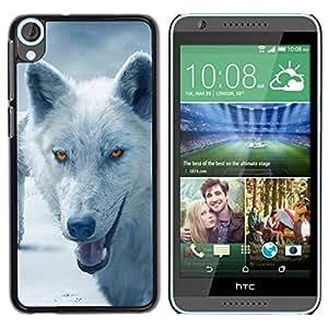 - Wolf Arctic Winter Furry Canine Beast - - Monedero pared Design Premium cuero del tir???¡¯???€????€???????????