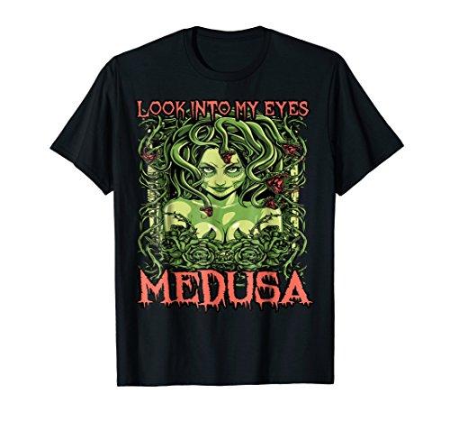 Medusa Halloween Custome Women Gift T Shirt -
