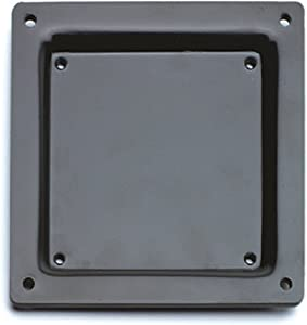 Newstar VESA Conversion Plate from Vesa 75x75mm to 100x100mm - Black