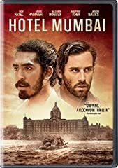 A true story of humanity and heroism, Hotel Mumbai vividly recounts the 2008 siege of the famed Taj Hotel by a group of terrorists in Mumbai, India. Among the dedicated hotel staff is the renowned chef Hemant Oberoi (Anupam Kher) and a waiter...