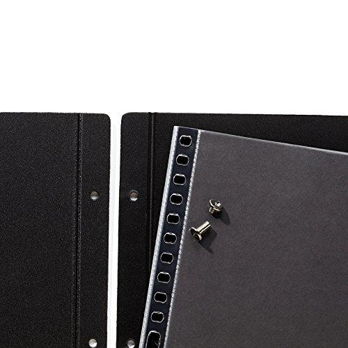 The START PREMIUM POST Bound Slim PRESENTATION BOOK 11x14 by PRAT Paris - 11x14 by Prat (Image #1)