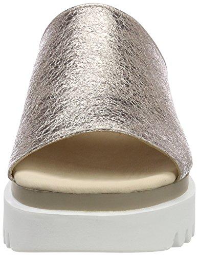Gabor Ladies Jollys Mules Beige (shell)
