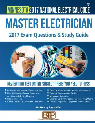 Minnesota 2017 Master Electrician Study Guide