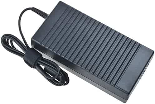 P170HM Neptune Charger DC Power Supply Cord PK Power New 220W AC Adapter Compatible with Eurocom X8100 Leopard 4 Hole Female