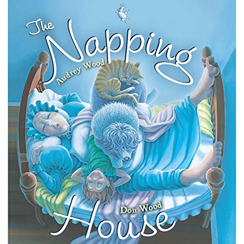 Houghton House - Houghton Mifflin Harcourt HBJ0152567089 The Napping House Hardcover Book
