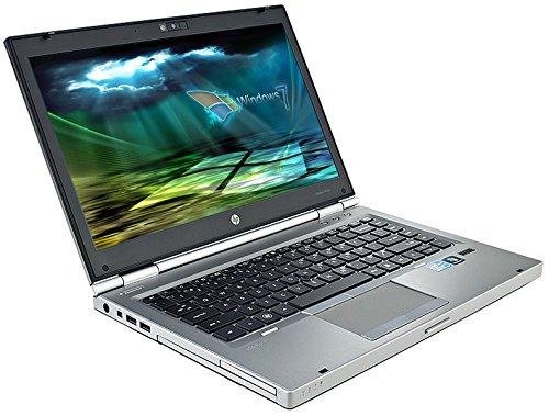 HP Elitebook 8460p Business Notebook # 14.1in WUXGA+ , Intel Core i5 2.5GHz , 4GB RAM , 320 GB HDD, WLAN, BT, USB 3.0…