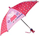 Peppa Pig Little Girls' Purple Play Umbrella, Pink, One Size