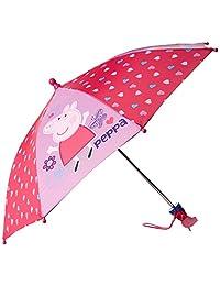 Peppa Pig Girls' Purple Play Umbrella