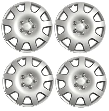 """CHECK WHEEL SIZE""Wheel Trims 15"" RENAULT MEGANE 02-09 Set"