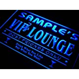 qi-tm Name Personalised Custom VIP Lounge Best Friends Only Bar Beer Neon Sign