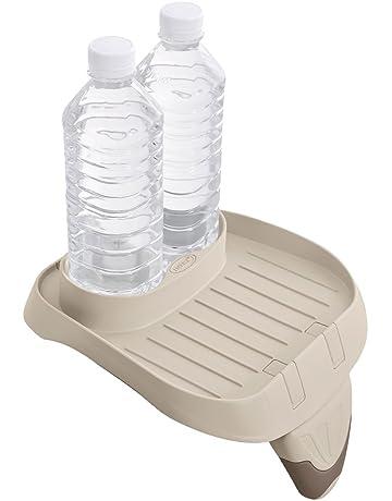 Intex 28500 - Soporte bebidas Spa 2 portavasos+bandeja 26 x 22 x 18 cm