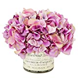 Creative Displays Multicolor Hydrangea in French Label Container