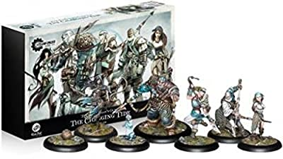 Guild Ball the Figherman's Guild The Changing Tide by Steamforged Games