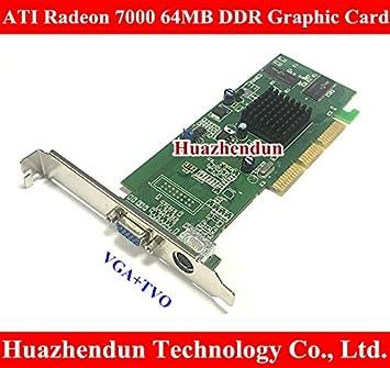 ATI 7000 64M DDR WINDOWS 7 64BIT DRIVER