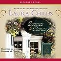 Scones & Bones: A Tea Shop Mystery Hörbuch von Laura Childs Gesprochen von: Barbara McCulloh