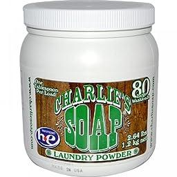 2.64LB Laundry Powder