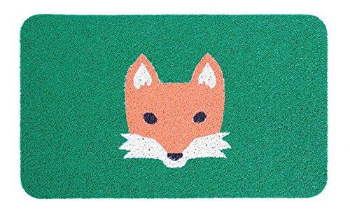Kikkerland Doormat, Fox