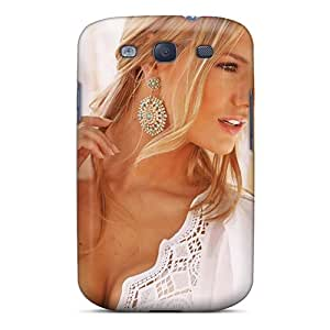 Janehouse CacNZ3836lxtbz Case Cover Skin For Galaxy S3 (sweet White Tshirt)
