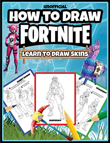 How to Draw Fortnite