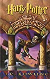 img - for Harry Potter and the Sorcerer's Stone (Book 1, Large Print) book / textbook / text book