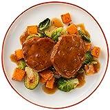 Tyson Tastemakers, Apple-Cider Glazed Pork Medallions, Serves 2