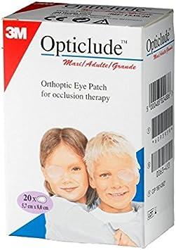 Opticlude ortópticas de Niños y Niñas de ojos Parches color ...