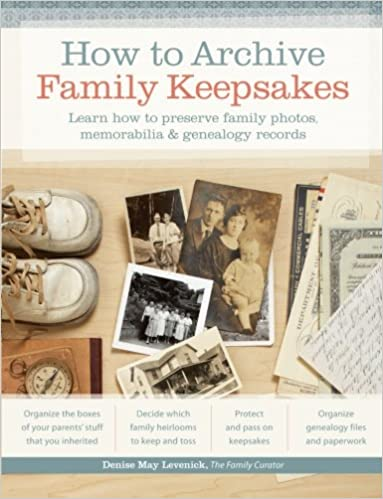 Image result for how to archive family keepsakes