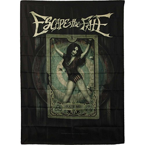 Escape the Fate - Poster Flag (Best Of Escape The Fate)