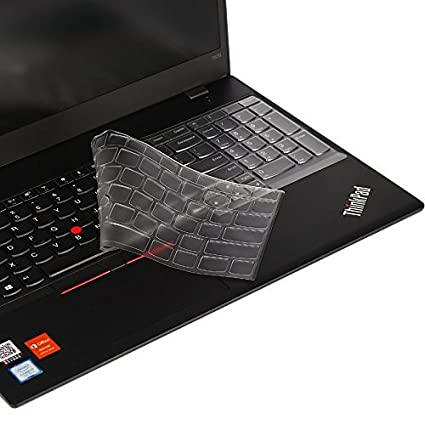 VFENG Premium Keyboard Protector, Ultra Thin Clear Keyboard Cover Skin for Newest Lenovo ThinkPad T570