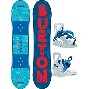 Burton After School Special Kids Snowboard Package
