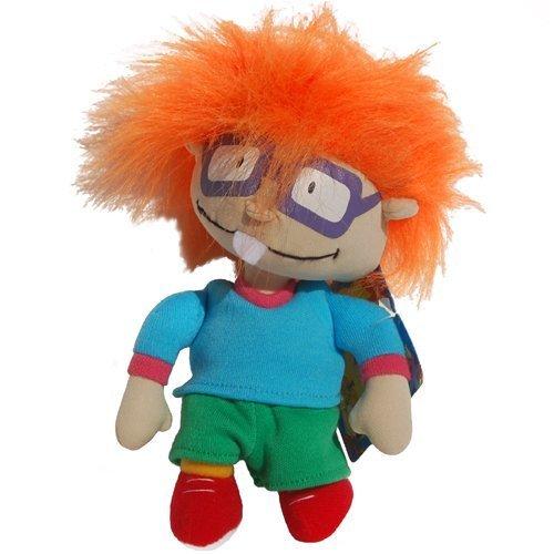 Chuckie the Redhead - Rugrats Bean Bag Plush - Applause