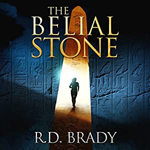 The Belial Stone Hörbuch