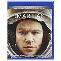 The Martian [Blu-ray 3D + Blu-ray + Digital HD]