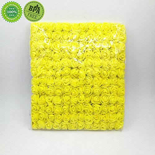 Yellow Artificial Wreath - 3