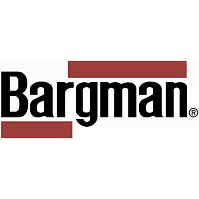 "Bargman 70-38-010 Reflector with Adhesive Mount, 3-3/16"", Red, Round: Automotive"