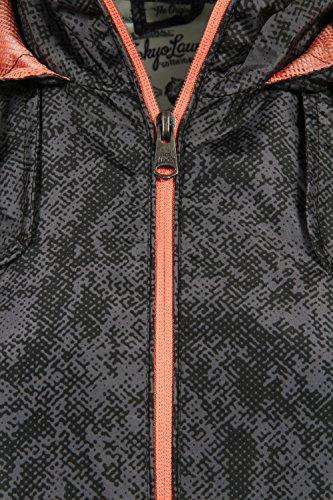 Tokyo Laundry - Abrigo impermeable - Parka - para mujer Digital Floral Spot
