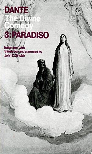 The Divine Comedy: Volume 3: Paradiso: 003 (Galaxy Books)