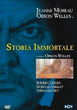 Risultati immagini per Storia immortale