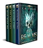 Download The Realms Omnibus Volume 1: An Epic LitRPG Gamelit Series: (Barrow King, Killing Time, The Lost City, Dead Must Die) in PDF ePUB Free Online