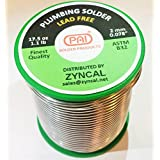 PAI, Lead-Free, (16 ounce) Solder Wire, Plumbing, General Application