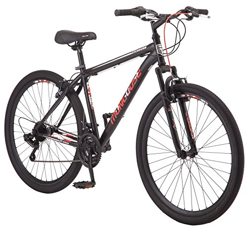 "27.5"" Mens Excursion Mountain Bike with 21-speed Twist Shifters"