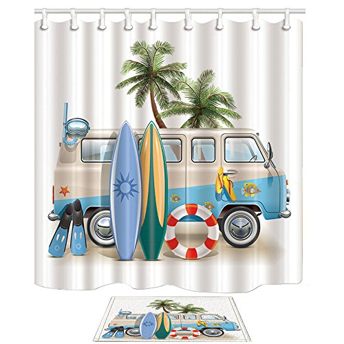 Top 10 best surfing decor for bathroom 2019