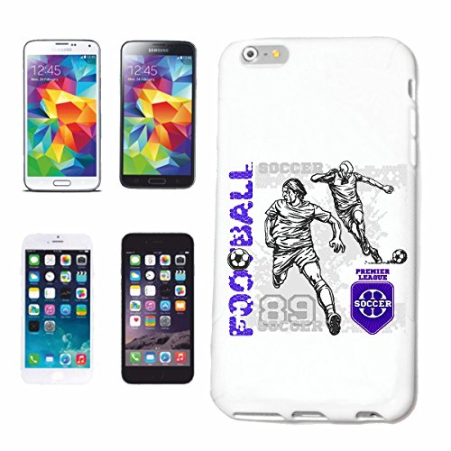 "cas de téléphone iPhone 6S ""FOOTBALL FOOTBALL FOOTBALL AMÉRICAIN ÉQUIPE BUNDESLIGA COLLEGE FOOTBALL ÉQUIPE DE BASEBALL SHIRT ÉQUIPE DE FOOTBALL"" Hard Case Cover Téléphone Covers Smart Cover pour Apple"